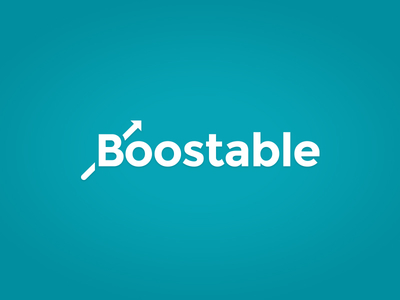 Boostable Logo