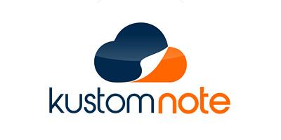Kustomnote Logo
