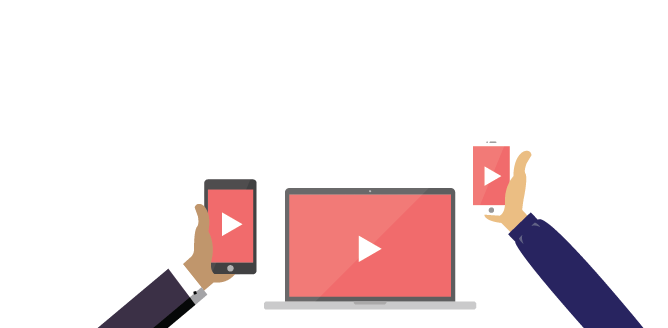 Video: Upload and play videos, right on your sites and apps